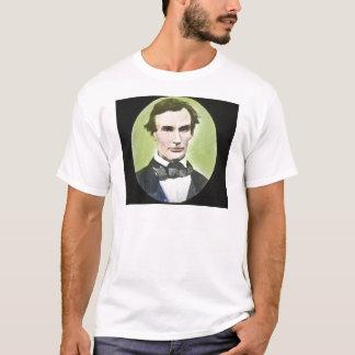 Glass glidbana för Abraham Lincoln inbördeskrig T Shirts