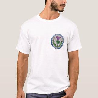 Glass Thistle Tee Shirt