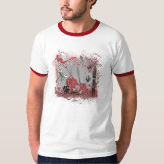 GlassJaw lönelyfter flagga T-shirt
