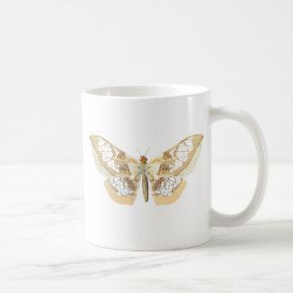 GlassWing fjäril Kaffemugg
