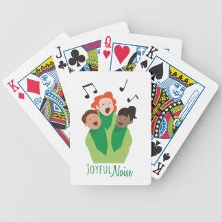 Glatt stoja spelkort