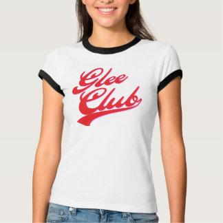 Gleeklubb (swoosh) tee
