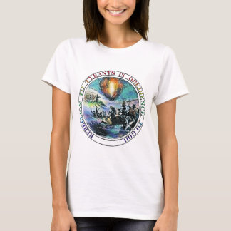 Glenn Beck - Teaparty - t-skjortor T Shirts