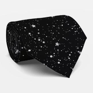 Glitter Stars2 - Silversvart Slips