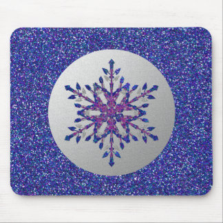 Glitterblåttstjärna Musmatta