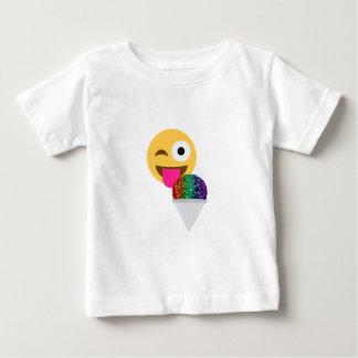 glitterblinkningemoji t-shirt