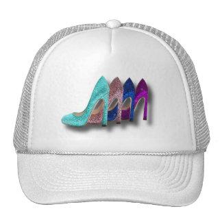 Glitterkickhälet skor modeskjortor keps