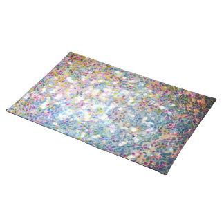 Glitzglitterbordstabletten från Fe-Dammar av! Bordstablett