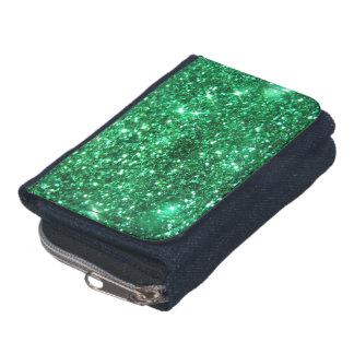 Glitzy grönt glitter