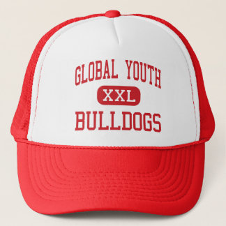Global - bulldoggar - charter - antilop keps