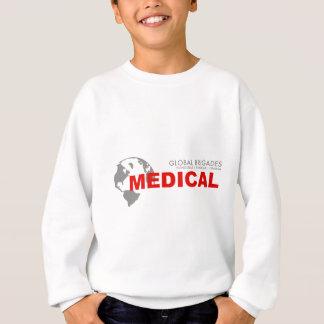 Global medicinsk brigadskjorta tee shirt
