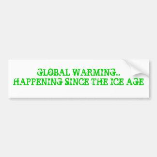 GLOBAL VÄRME… BILDEKAL