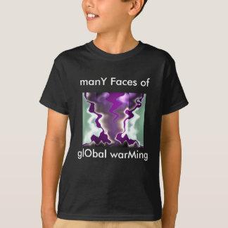 global varning för global värme t shirt