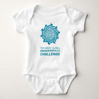 Globala Hackerspace utrustar T Shirts