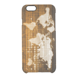 Globalt ta fram av tjänste- och teknologilösningar clear iPhone 6/6S skal