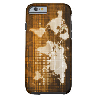 Globalt ta fram av tjänste- och teknologilösningar tough iPhone 6 fodral