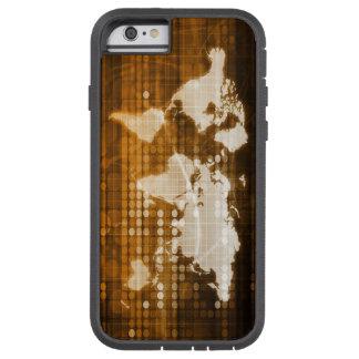 Globalt ta fram av tjänste- och teknologilösningar tough xtreme iPhone 6 case