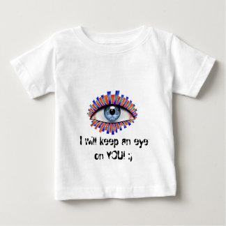 Globellium V1 - text: håll ett öga på dig T-shirts