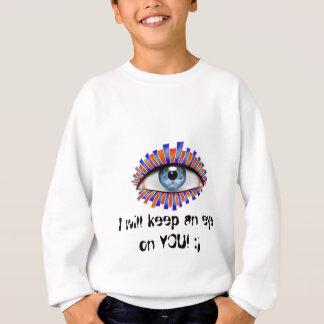Globellium V1 - text: håll ett öga på dig Tee Shirt