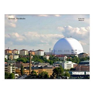 Globen Stockholm Vykort