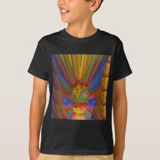 Glöd Museaum av konst - gåvahälsningar älskar Tee Shirt