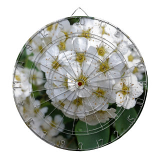 Glöda för vitblommor piltavla