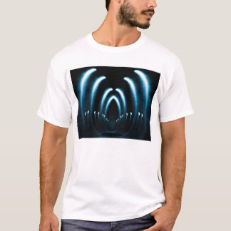 Glödande bågar - T-tröja T-shirts