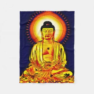 Glödande filt för ull för Buddha Airbrushkonst