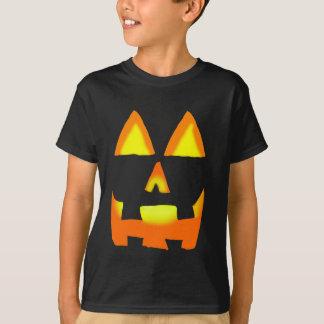 Glödande JackO'Lantern skjorta T Shirt