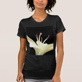 Glödande lilja t-shirts
