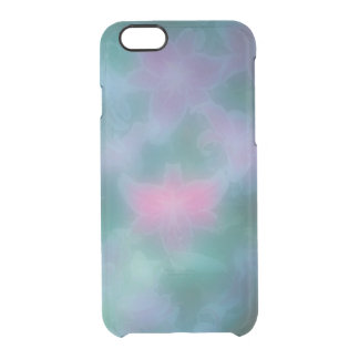 Glödande Lillys iphone case Clear iPhone 6/6S Skal