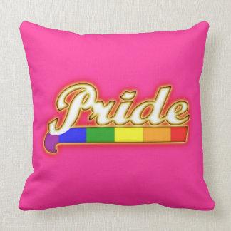 Glödande pride för pridegay pride kuddar