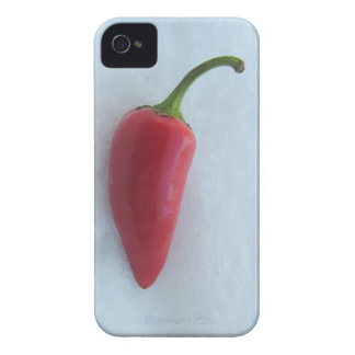 Glödhet Paprika iPhone 4 Case-Mate Fodral