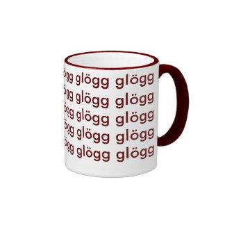 Glogg Glogg Glogg rolig skandinav Ringer Mugg