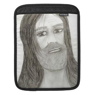 Gloria Jesus iPad Sleeve
