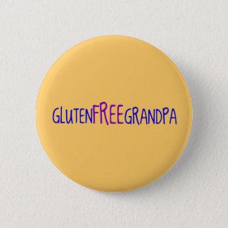 Gluten frigör morfar standard knapp rund 5.7 cm