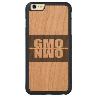 GMO NU CARVED® CHERRY iPhone 6 PLUS BUMPER SKAL