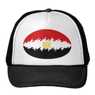Gnarly flaggahatt för egypten baseball hat