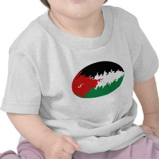 Gnarly flaggaT-tröja för Jordanien