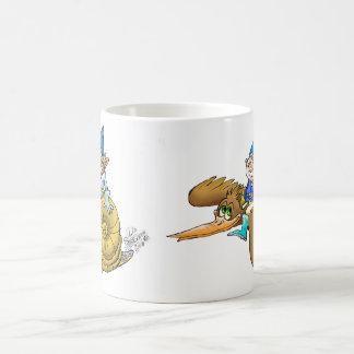 Gnomefriends. Kaffemugg