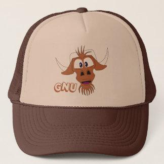Gnu-hatt Keps