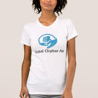 GOA serve den oförtjänt välgörenhetT-tröja Tee Shirt