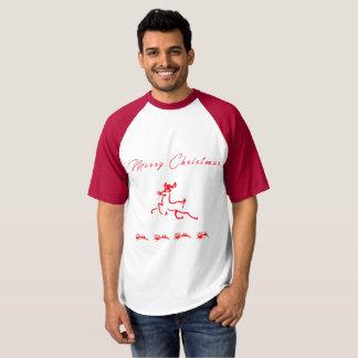God jul baserar bollversion tröjor