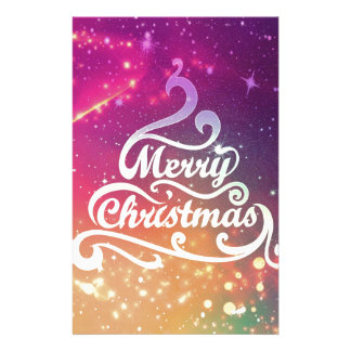 God jul brevpapper