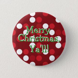 God jul dig! standard knapp rund 5.7 cm