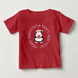 God jul & gott nytt årpingvinskjorta t shirts