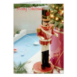 God jul hälsningskort