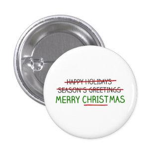 God jul inte säsong hälsningar nål