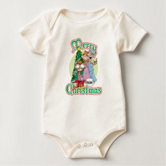 God jul jamar body för baby