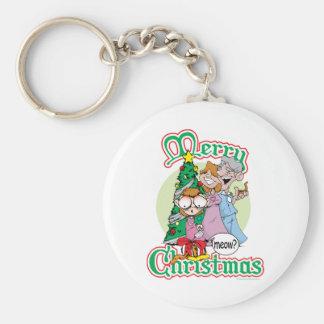 God jul jamar rund nyckelring